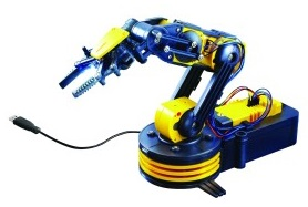 robotic-arm-kit-with-usb-pc-interface